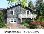 Detached Wooden Cottage House...