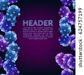 probiotics bacteria... | Shutterstock .eps vector #624757199