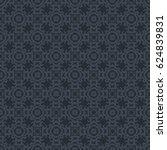 vintage pattern graphic design | Shutterstock .eps vector #624839831