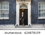 london  uk   apr 10  2017 ... | Shutterstock . vector #624878159