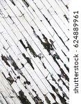 grungy diagonal wooden panels... | Shutterstock . vector #624889961