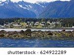 haines  alaska   august 31 ...   Shutterstock . vector #624922289