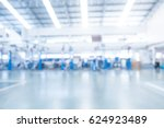 abstract blur garage and... | Shutterstock . vector #624923489