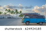 honolulu  hawaii  usa  april 20 ... | Shutterstock . vector #624924185
