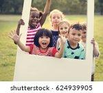 Little Kids Photo Frame Grass - Fine Art prints