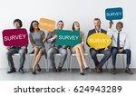 survey assessment analysis... | Shutterstock . vector #624943289