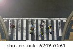 the busy city people to... | Shutterstock . vector #624959561