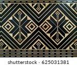 thai traditional pattern  | Shutterstock . vector #625031381