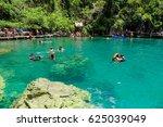 coron  philippines   apr 9 ...   Shutterstock . vector #625039049
