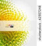 abstract technology circles | Shutterstock .eps vector #62507248