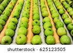 green delicious apples in...   Shutterstock . vector #625123505