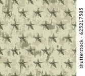 vector seamless grunge military ... | Shutterstock .eps vector #625217585