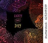 abstract decoration  invitation ...   Shutterstock .eps vector #625249259