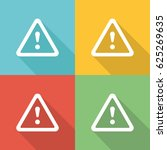 rules flat icon concept | Shutterstock .eps vector #625269635