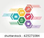 case study concept | Shutterstock .eps vector #625271084