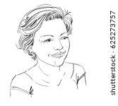hand drawn illustration of... | Shutterstock . vector #625273757