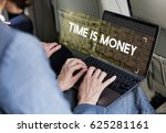 time unlimited infinity ability ... | Shutterstock . vector #625281161