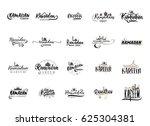 ramadan kareem   handmade...   Shutterstock .eps vector #625304381