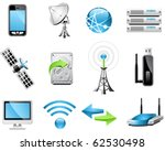 wireless technology and global... | Shutterstock .eps vector #62530498