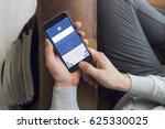 hilversum  netherlands  ... | Shutterstock . vector #625330025