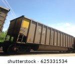 train boxcar | Shutterstock . vector #625331534