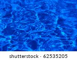 swimming pool water | Shutterstock . vector #62535205