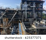 process area of chemical...   Shutterstock . vector #625377371