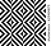 vector seamless pattern.... | Shutterstock .eps vector #625404875