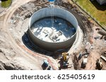 an aerial view of te... | Shutterstock . vector #625405619