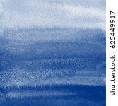 navy blue watercolor abstract... | Shutterstock . vector #625449917