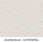 cute floral pattern in the... | Shutterstock .eps vector #625456961