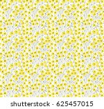 vector seamless pattern. cute... | Shutterstock .eps vector #625457015