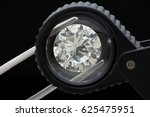 loose brilliant round diamonds...   Shutterstock . vector #625475951