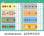 addition the object and write... | Shutterstock .eps vector #625491515
