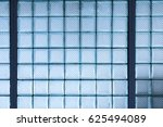 glass block wall for abstract... | Shutterstock . vector #625494089
