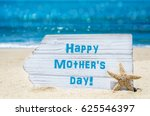 Mother's Day Background With...