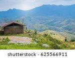 mountain house lanscape  khun... | Shutterstock . vector #625566911