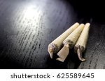legal marijuana   cannabis... | Shutterstock . vector #625589645