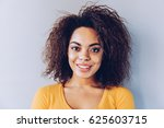 exited smiley face  african... | Shutterstock . vector #625603715