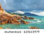 beautiful nature of koh samui...   Shutterstock . vector #625615979