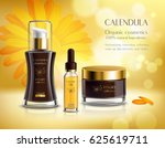 natural cosmetics skincare... | Shutterstock .eps vector #625619711