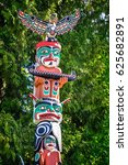 vancouver  british columbia ... | Shutterstock . vector #625682891