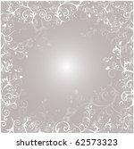 christmas floral illustration   ...   Shutterstock .eps vector #62573323