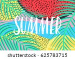 trendy geometric element card....   Shutterstock .eps vector #625783715