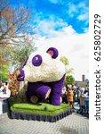 sassenheim  netherlands   april ... | Shutterstock . vector #625802729
