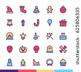 holiday   celebration...   Shutterstock .eps vector #625806335