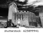 Castle Of Bonaguil  In The...