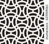 vector seamless pattern. modern ... | Shutterstock .eps vector #625909061