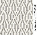 vector seamless pattern. modern ... | Shutterstock .eps vector #625909391