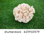 beautiful bouquet  bridal... | Shutterstock . vector #625910579